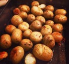 The Easiest Roast Potatoes In The World