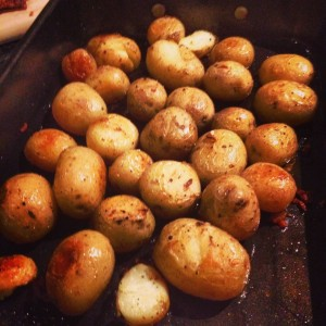 Baby Roast Potatoes