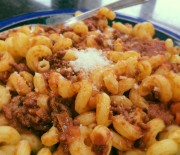 5th Date Bolognese Sauce