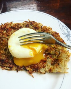American Style Hash Browns